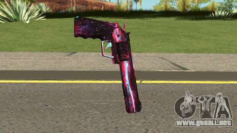 GTA Online Heavy Revolver Mk.2 para GTA San Andreas segunda pantalla