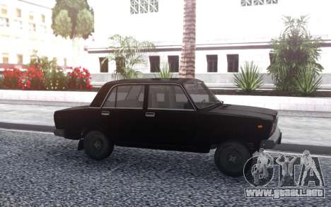 Dos mil ciento siete para GTA San Andreas