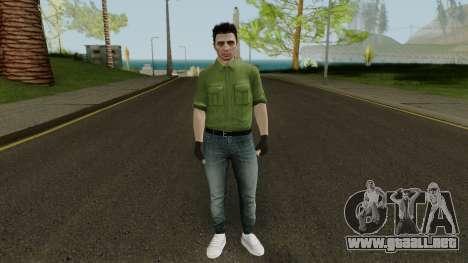 Random GTA: Online skin para GTA San Andreas