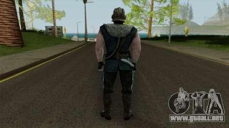 Kold War Sub-Zero MKXM para GTA San Andreas tercera pantalla