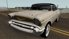 Chevrolet Bel Air Sports Coupe 1957 para GTA San Andreas