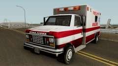 Ambulance from Vice City para GTA San Andreas