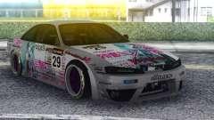 Nissan 200SX S14 para GTA San Andreas
