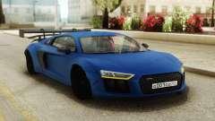 Audi R8 Carbon Spoiler