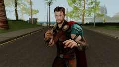 Thor Ragnarok Retextured para GTA San Andreas