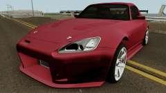Honda S2000 AP1 Js Racing para GTA San Andreas