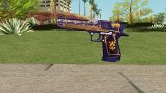 Desert Eagle From Zula para GTA San Andreas