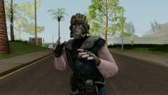 Kold War Sub-Zero MKXM para GTA San Andreas