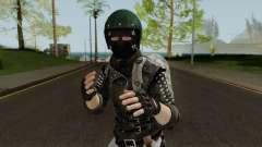 PUBGSkin 7 Female ByLucien para GTA San Andreas