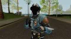 Fortnite Meteorman para GTA San Andreas
