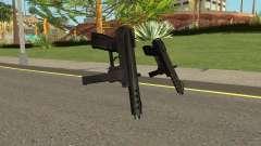Tec9 HQ (With HD Original Icon) para GTA San Andreas
