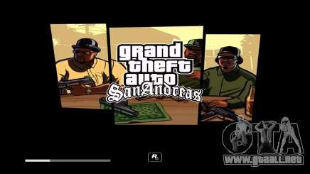 GTA V Style Loadscreens (San Andreas) para GTA San Andreas