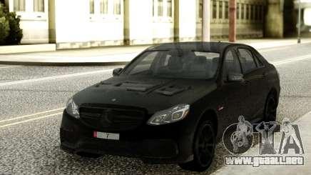 Mercedes-Benz E63 W212 PP Performance para GTA San Andreas