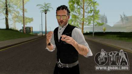 Far Cry5: Joseph Schider para GTA San Andreas
