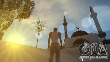Mezquita en Los Santos para GTA San Andreas