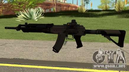 FY71 Assault Rifle V2 Crysis 2 para GTA San Andreas