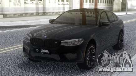 BMW F90 para GTA San Andreas