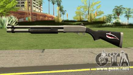 Chromegun DrugWar para GTA San Andreas