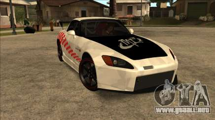 Honda S2000 AP1 para GTA San Andreas