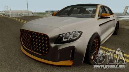 Maybach Scaldarsi Motors para GTA San Andreas