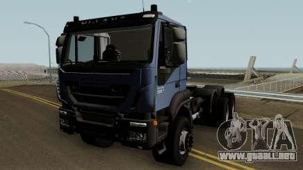 Iveco Trakker Cab Day 6x4 para GTA San Andreas