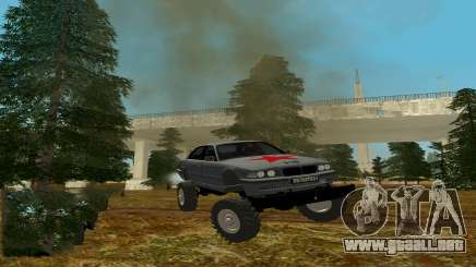 BMW X7 Bigfoot 713k para GTA San Andreas