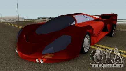 FZR2000 NFS2SE para GTA San Andreas