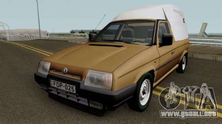 Skoda Favorit Pickup Worker para GTA San Andreas
