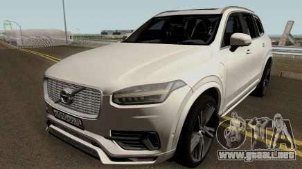 Volvo XC90 2018 para GTA San Andreas