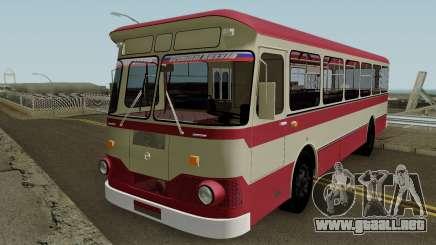 LIAZ-677М para GTA San Andreas
