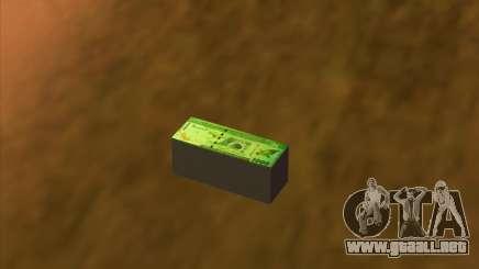1000 rupias de Sri Lanka para GTA San Andreas