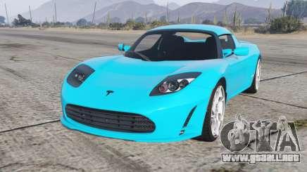 Tesla Roadster Sport 2010 para GTA 5
