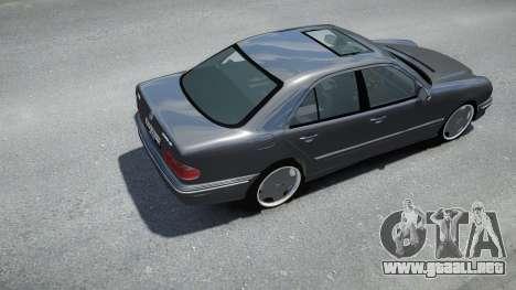 Mercedes-Benz W210 E55 AMG para GTA 4