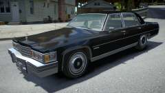 Cadillac Fleetwood Brougham 1978