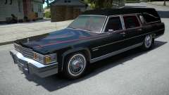 Cadillac Fleetwood Hearse 1978