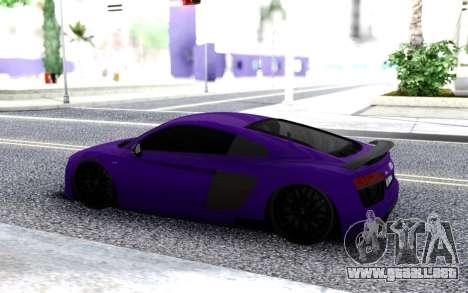 Audi R8 V10 MK1 para GTA San Andreas