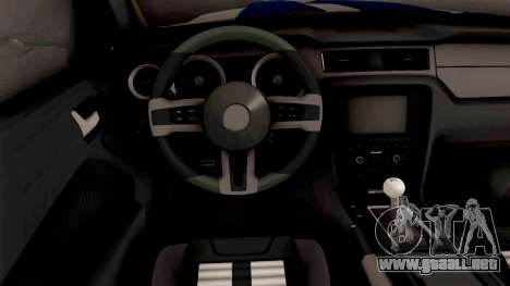 Ford Mustang NFS Movie para GTA San Andreas