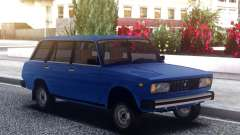 VAZ 2104 station Wagon para GTA San Andreas