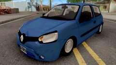 Renault Clio Mio Blue para GTA San Andreas