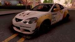 Honda Integra R 2002 Widebody para GTA San Andreas