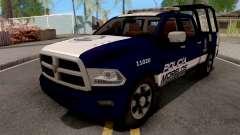 Dodge Ram 2500 Police IVF