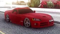 Dodge Viper SRT-10 Red para GTA San Andreas