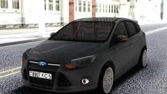 Ford Focus Hatchback 2014