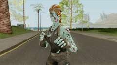 Ghoul Trooper Female From Fortnite para GTA San Andreas