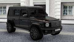 Mercedes-Benz G500 Offroad Black para GTA San Andreas