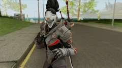 Creative Destruction - Ninja para GTA San Andreas