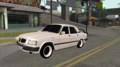 Volga 3110 BlackWhite