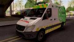 Mercedes-Benz Sprinter Ambulancia Argentina
