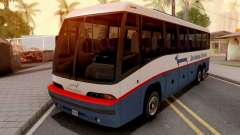 GTA V Brute Dashound SA City Service Coach