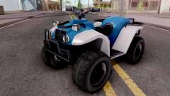 Quad from GTA VCS para GTA San Andreas